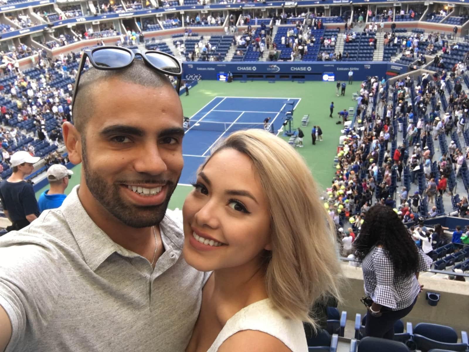 Jordin & Luis from Manhattan, New York, United States