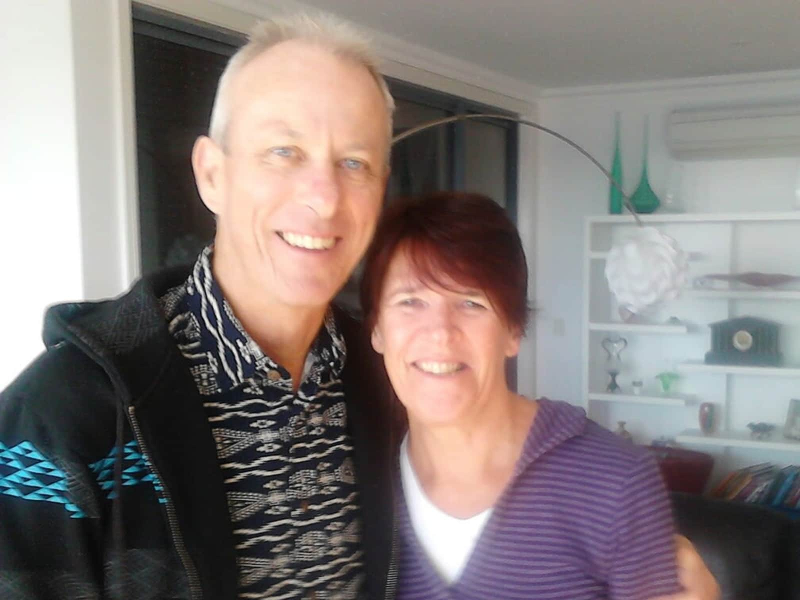 Lesley & Mike from Port Macquarie, New South Wales, Australia