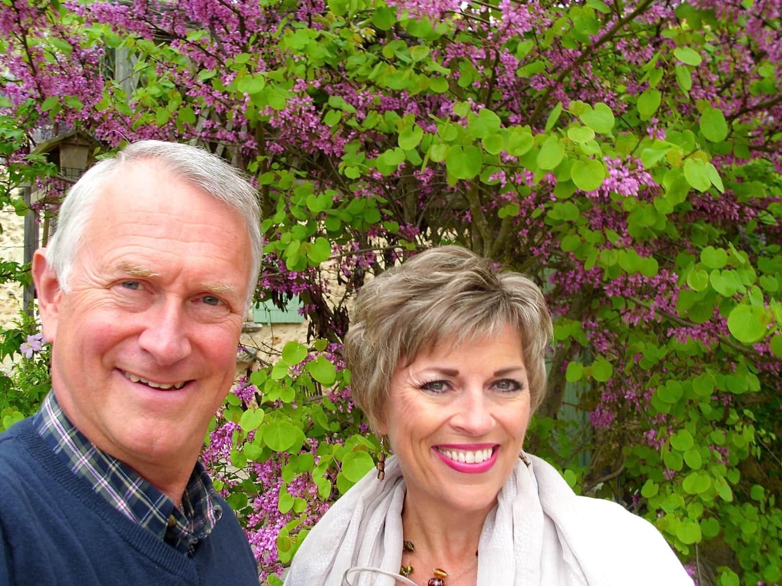 Richard & Dana from Halifax, Nova Scotia, Canada