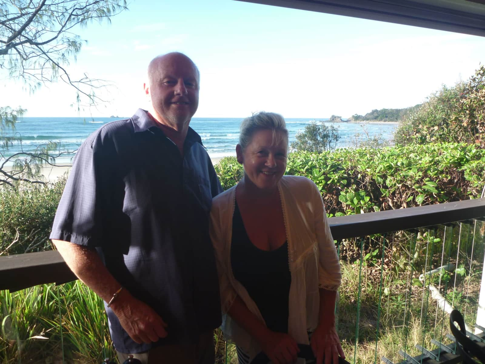 Susie & Gary from Sydney, New South Wales, Australia