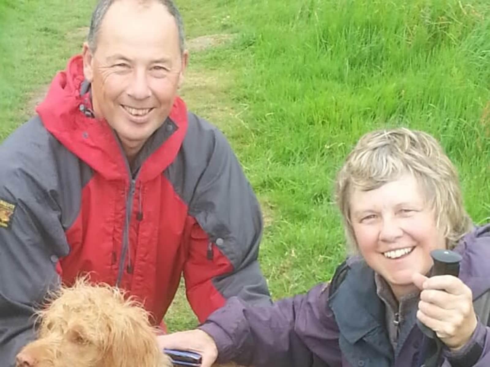 Jane & Mark from Eastbourne, United Kingdom