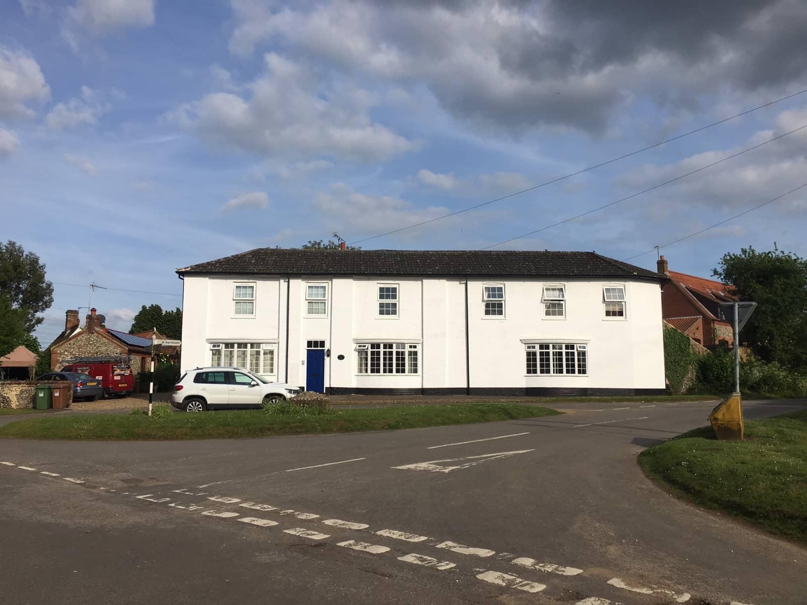 Housesitting assignment in Fakenham, United Kingdom