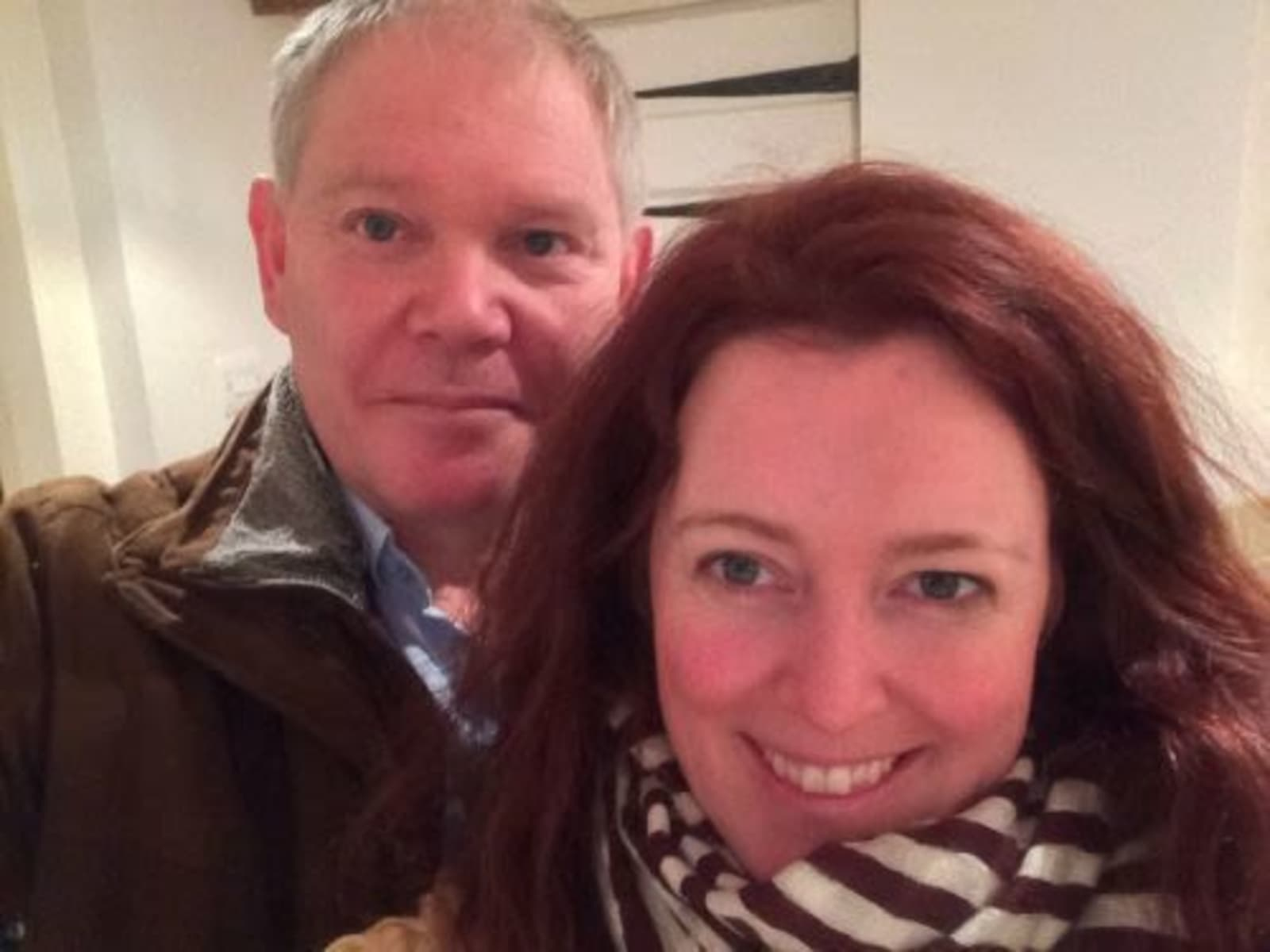Greg & Sarah from Ludlow, United Kingdom