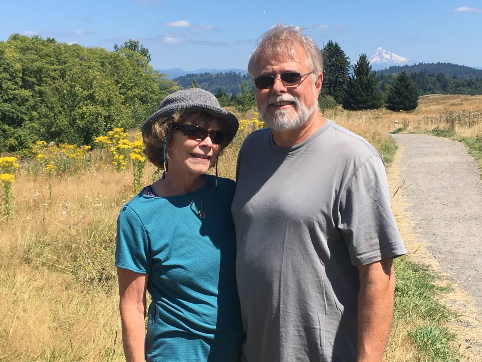 Lynn & Greg from Portland, Oregon, United States