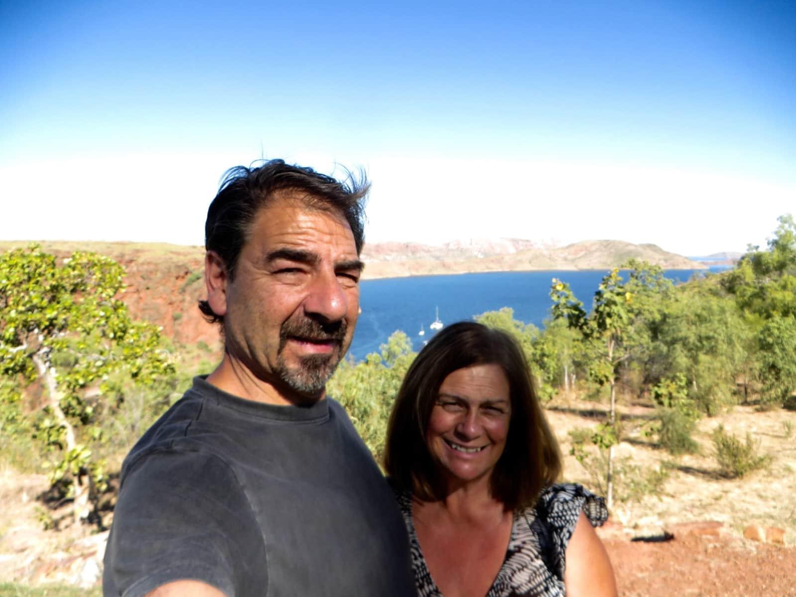 Lauri & Pam from Torquay, Victoria, Australia