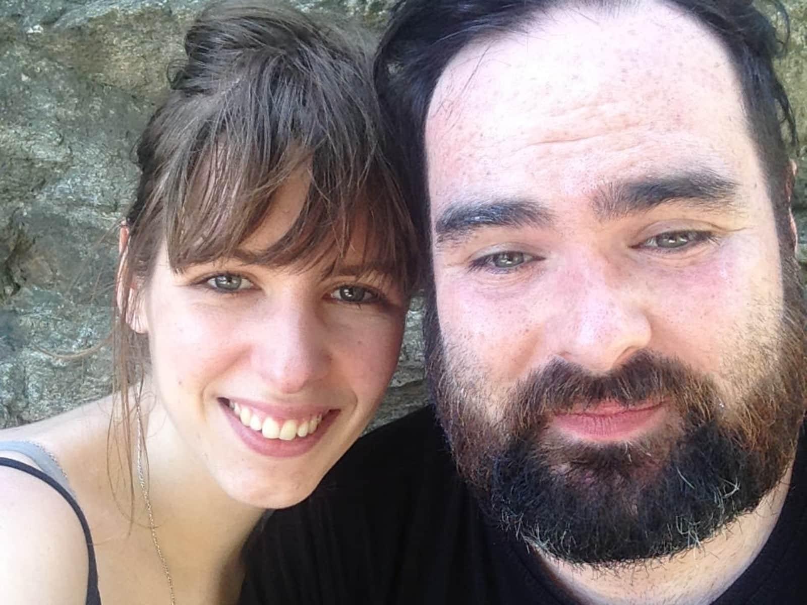 Sigourney & Kurt from Melbourne, Victoria, Australia