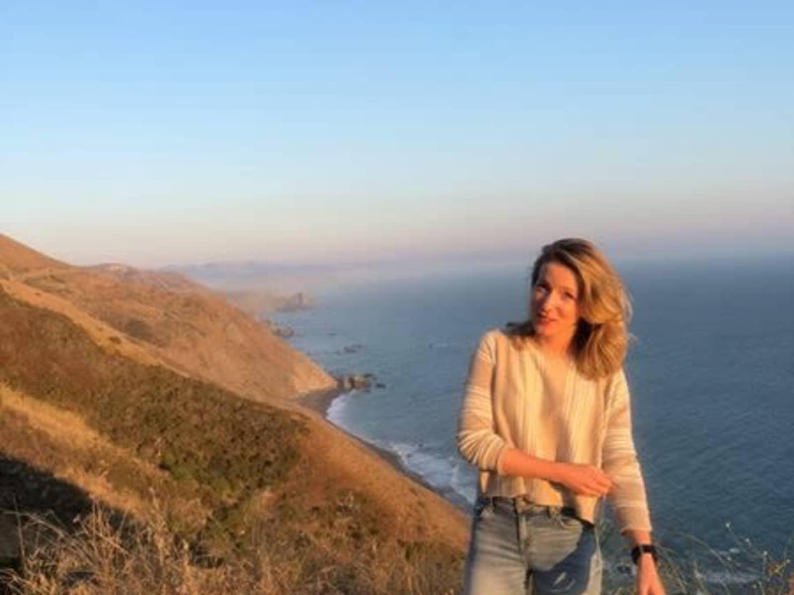 Julia from Oakland, California, United States