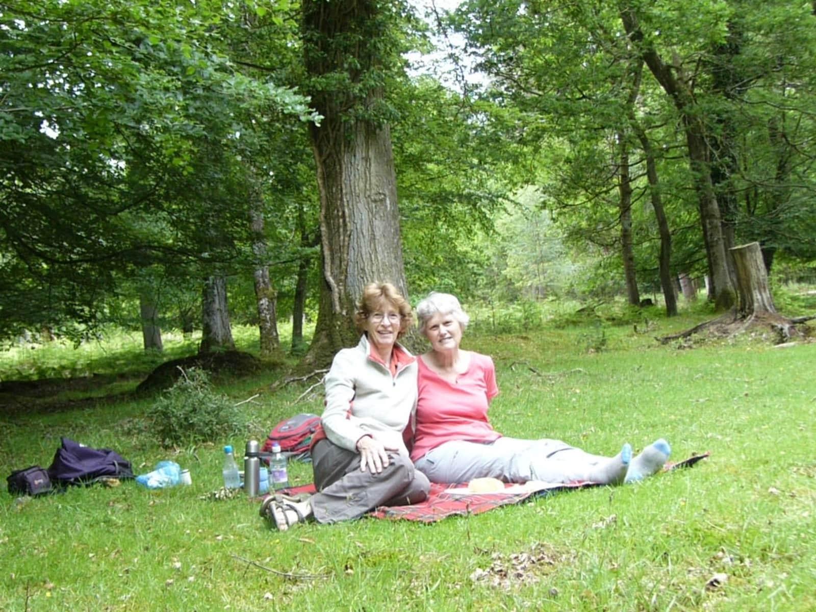 Marion & Jay from Salisbury, United Kingdom