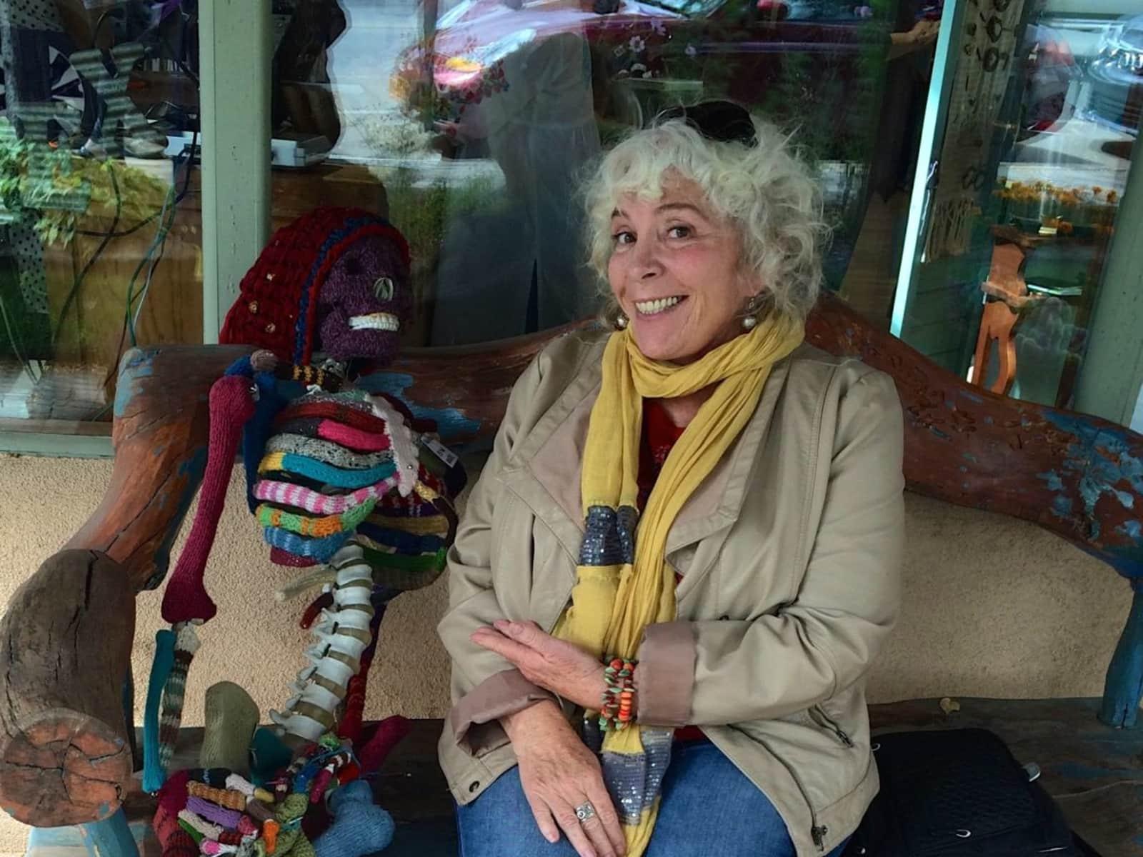 Carol from Portland, Oregon, United States