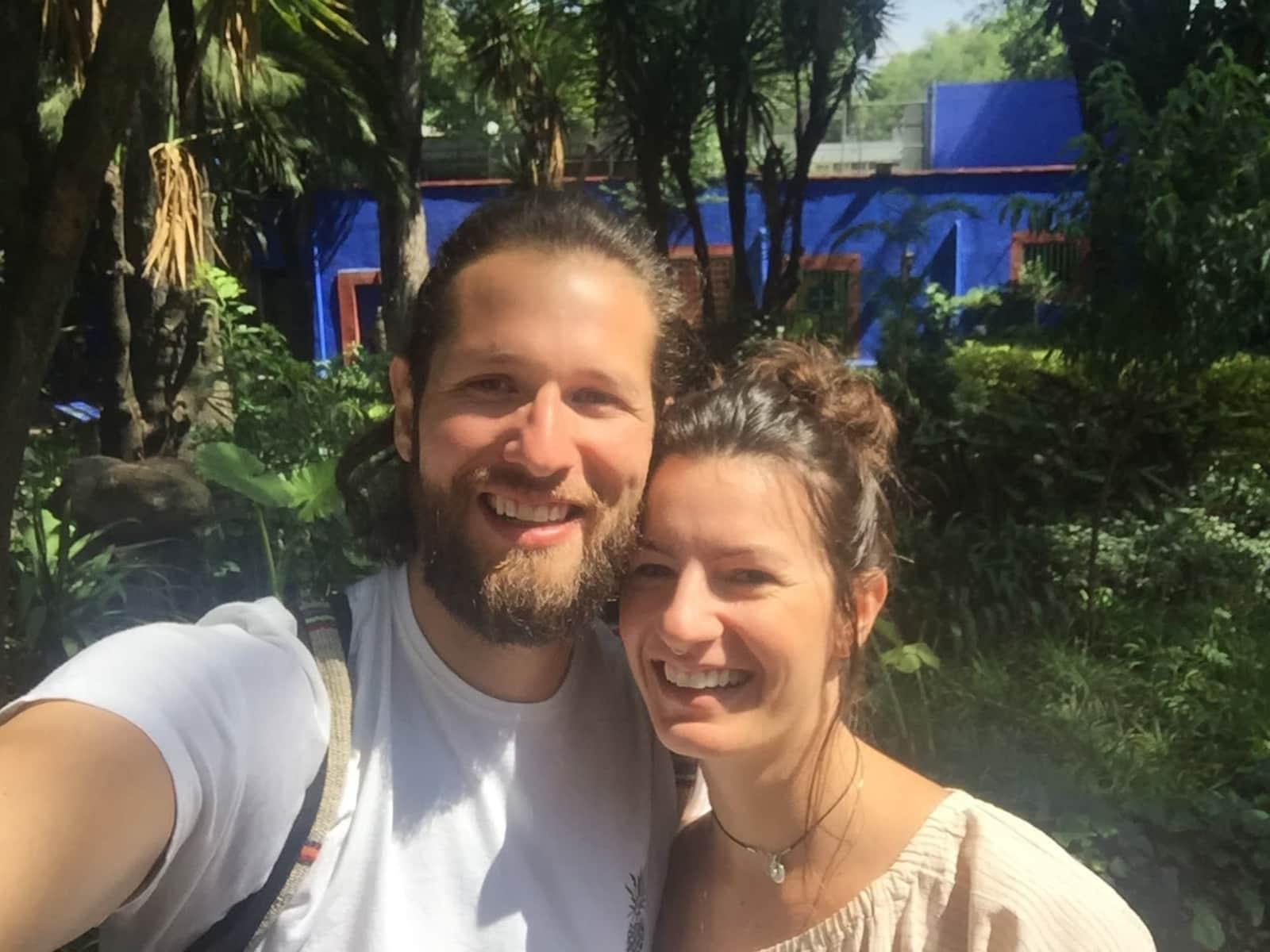 Luiza & Jose from Vila Velha, Brazil