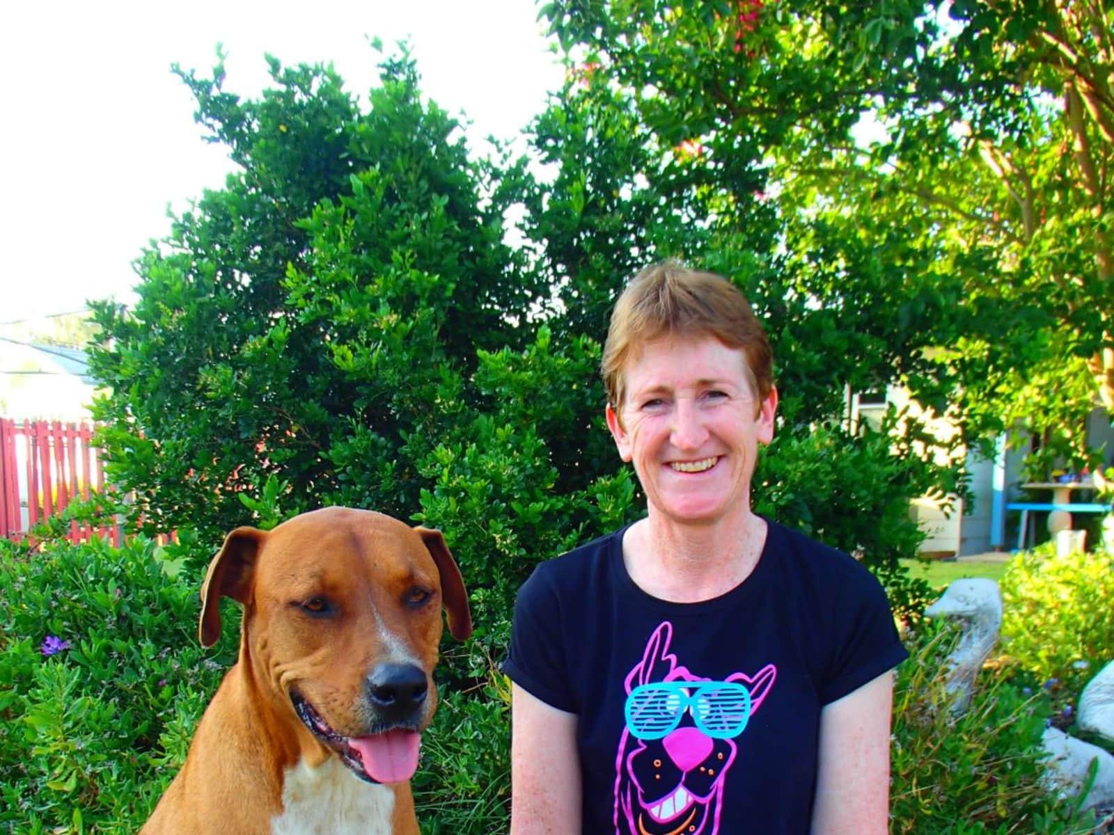 Kathy from Rockhampton, Queensland, Australia