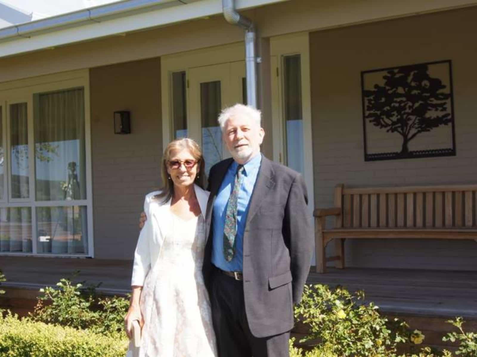 Andrea & Steve from Warrandyte, Victoria, Australia