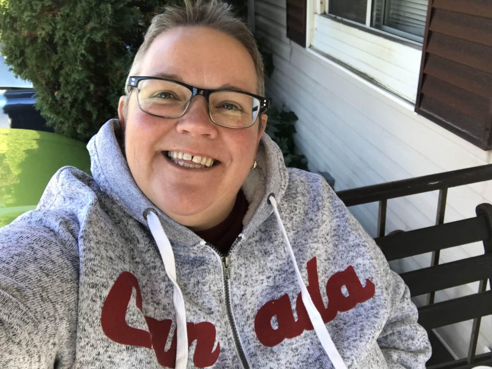 Jill from Hamilton, Ontario, Canada