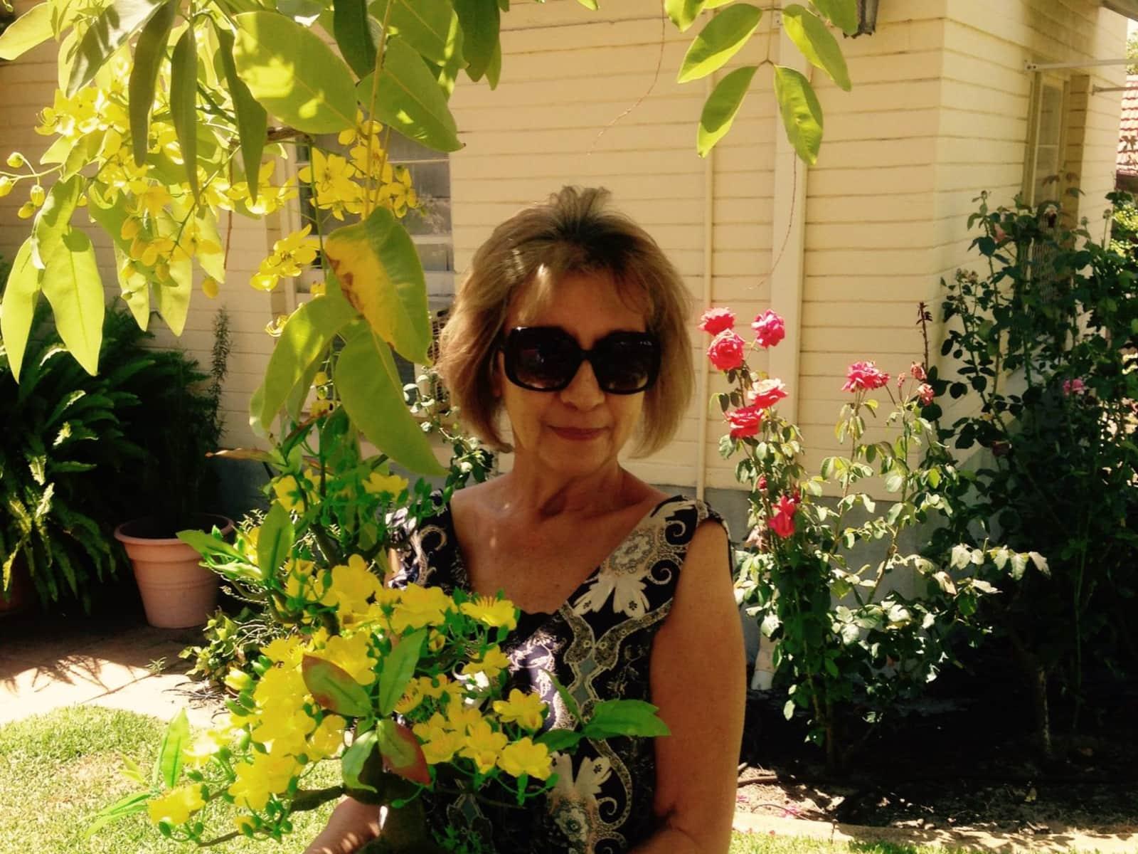 Paulette from Perth, Western Australia, Australia