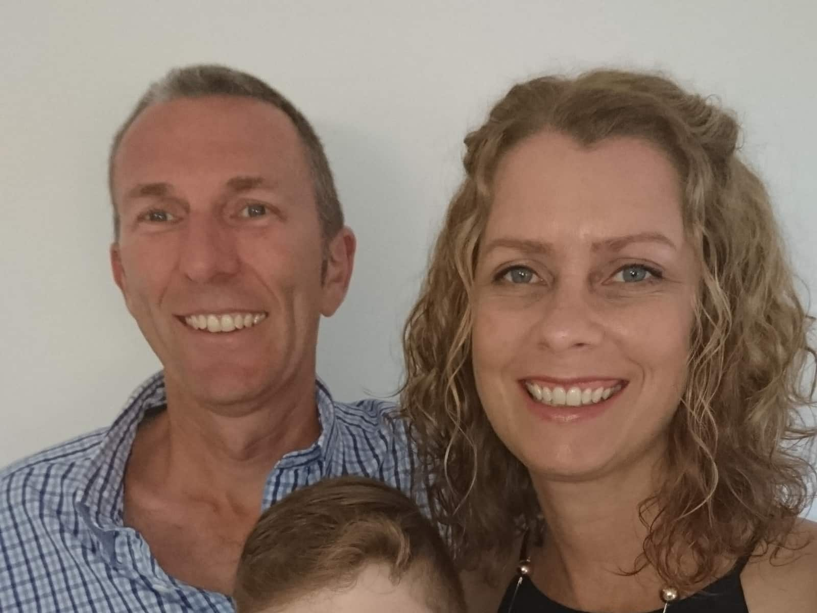 Anne-marie & Nick from Augustine Heights, Queensland, Australia