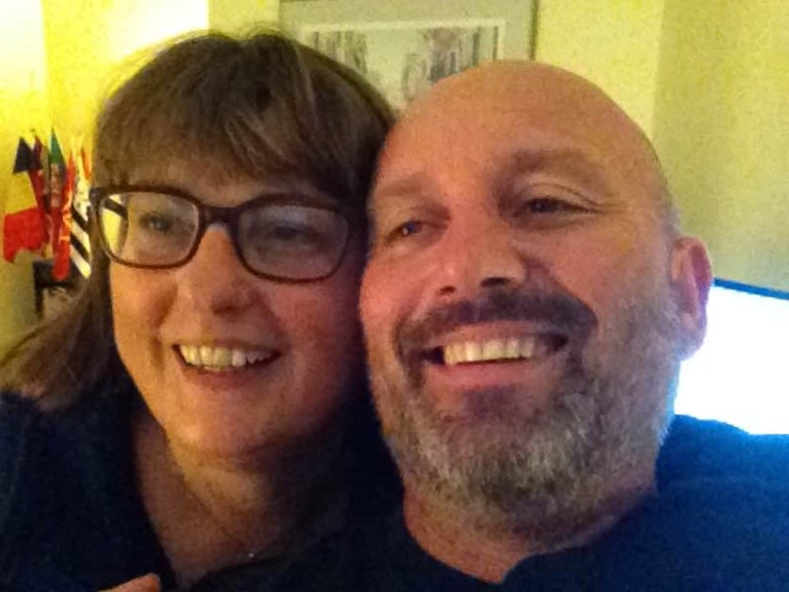 Ian & Julia from March, United Kingdom