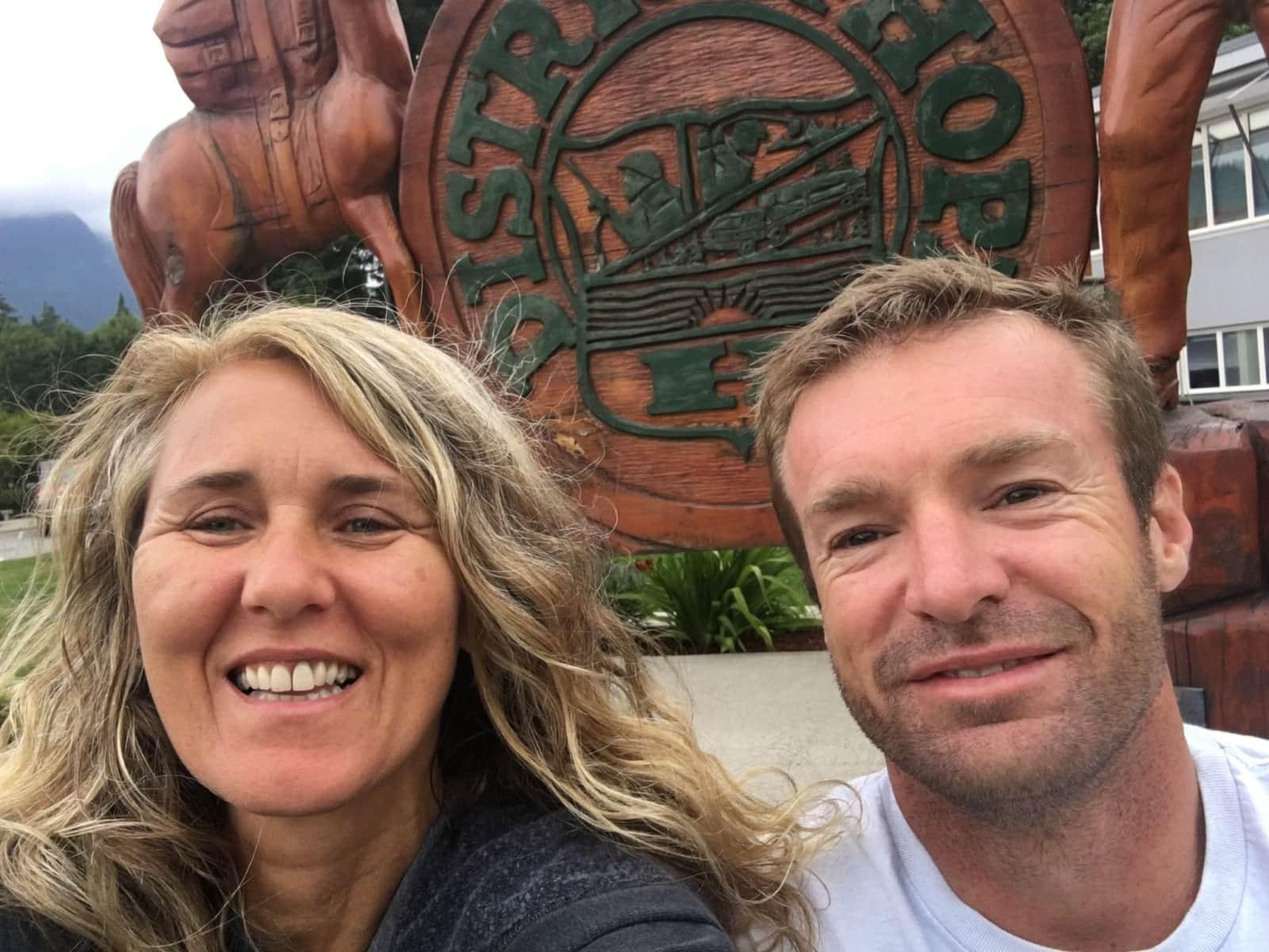 Glenn & Manyia from Proserpine, Queensland, Australia