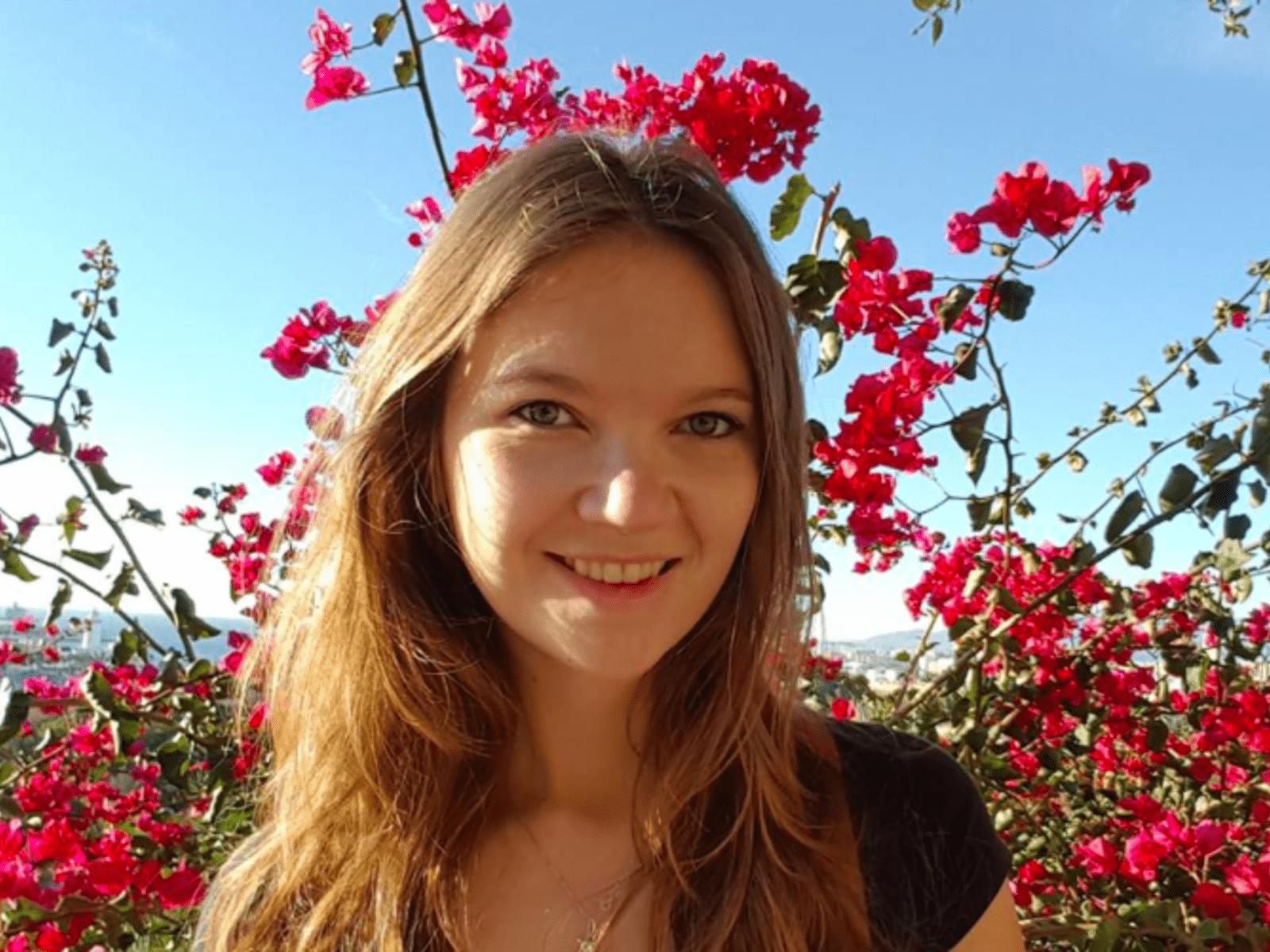 Gabriella from Breda, Netherlands