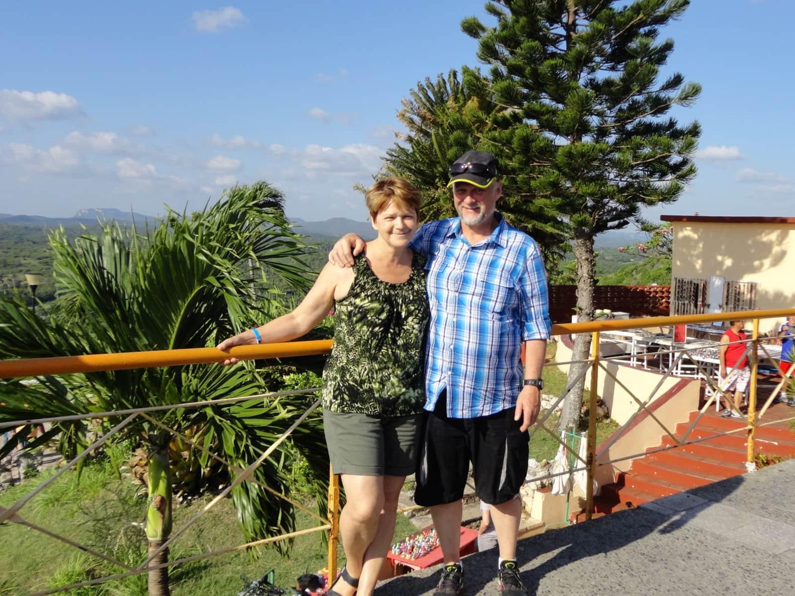 Gary & Therese from Ottawa, Ontario, Canada