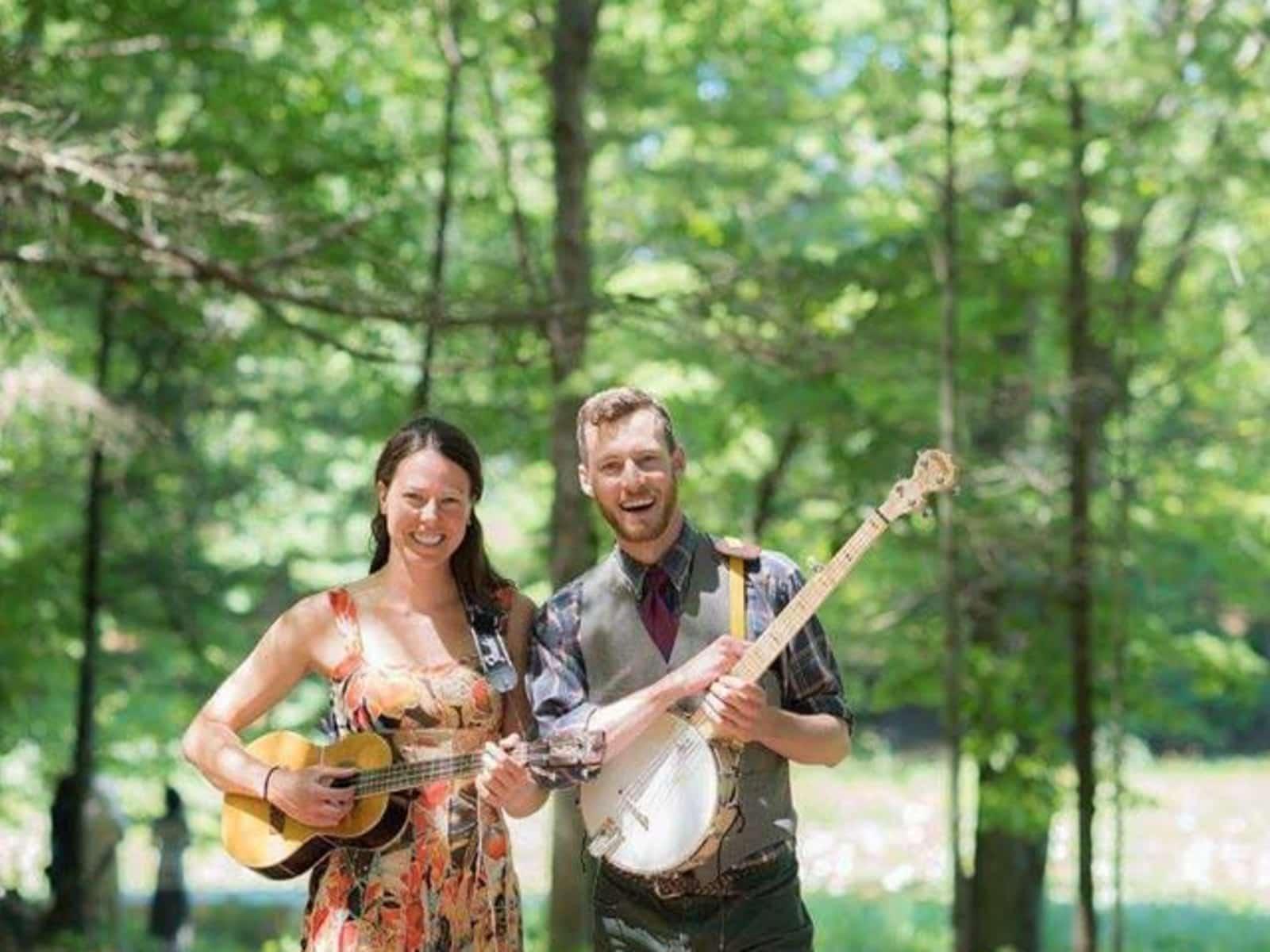 Lauren & Thomas from Chesterville, Ontario, Canada