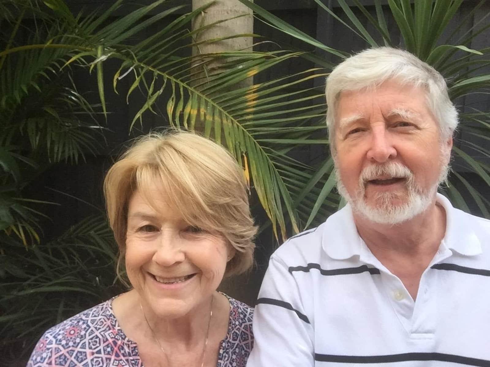 Brian & Rosa from Sydney, New South Wales, Australia