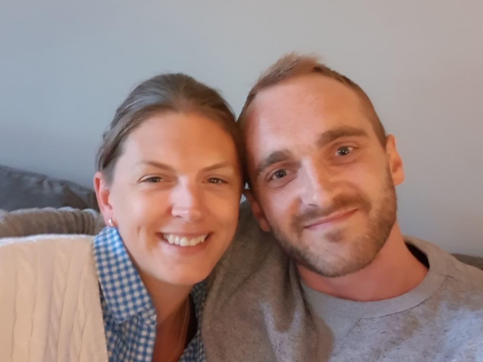 Jonathan & Sharon from Brackley, United Kingdom