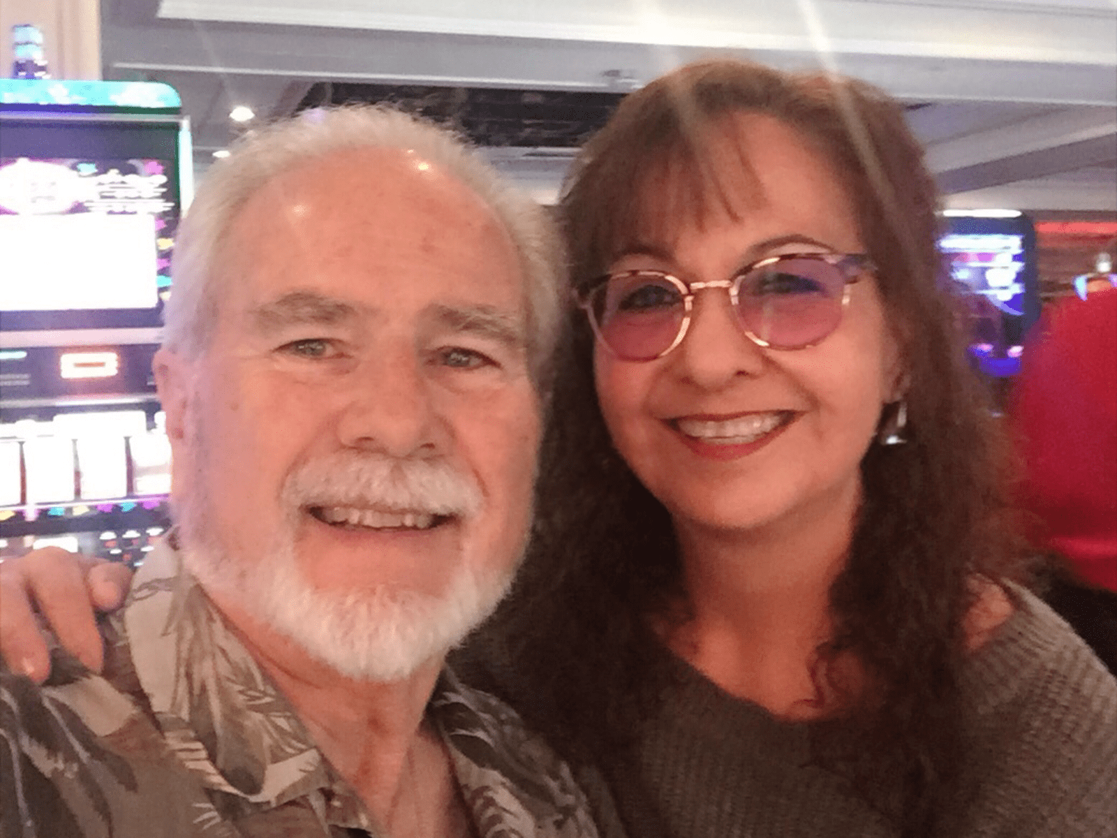 Yvonne & Terry from Sacramento, California, United States