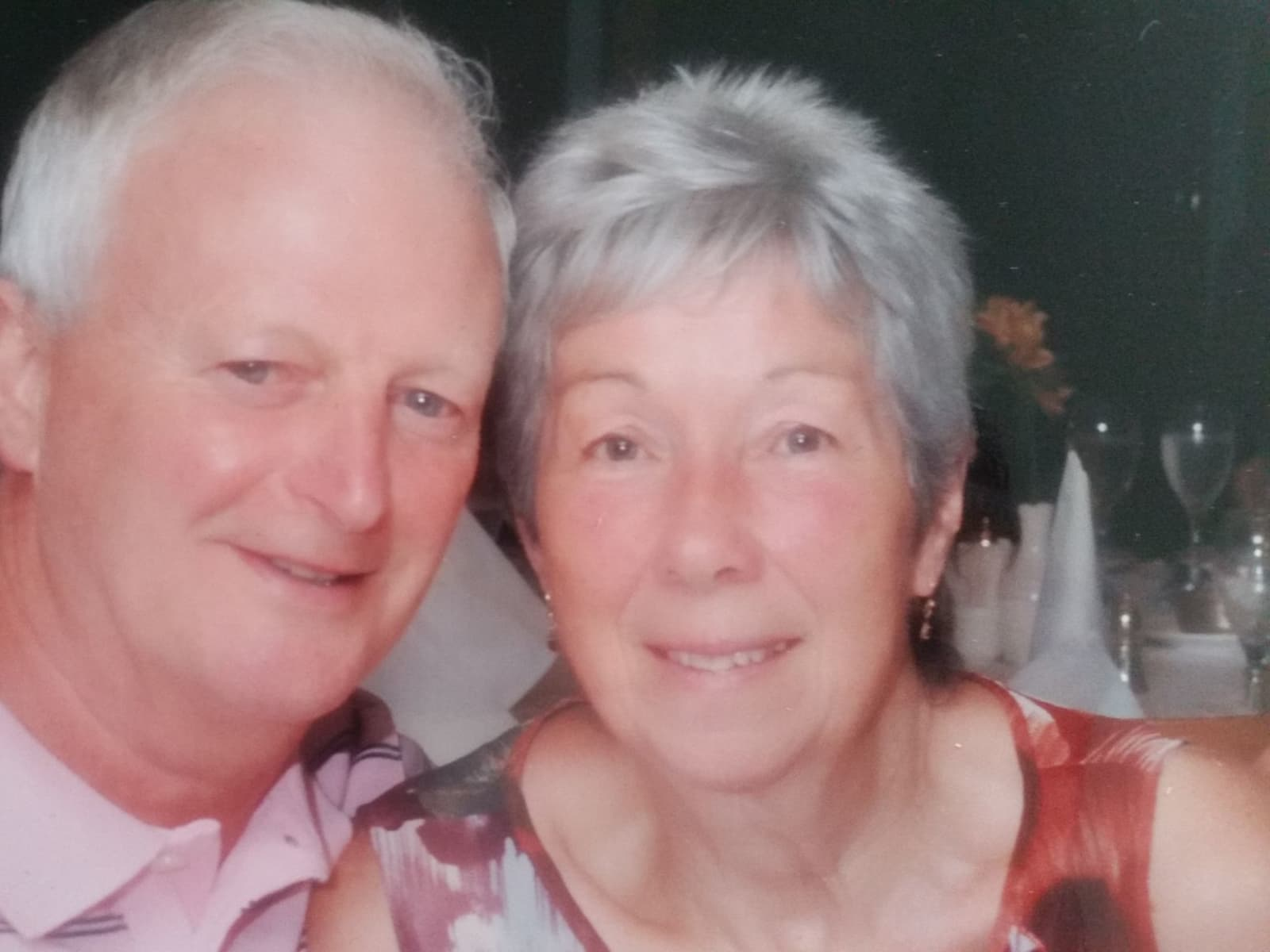 Carol & Brian from Rugby, United Kingdom