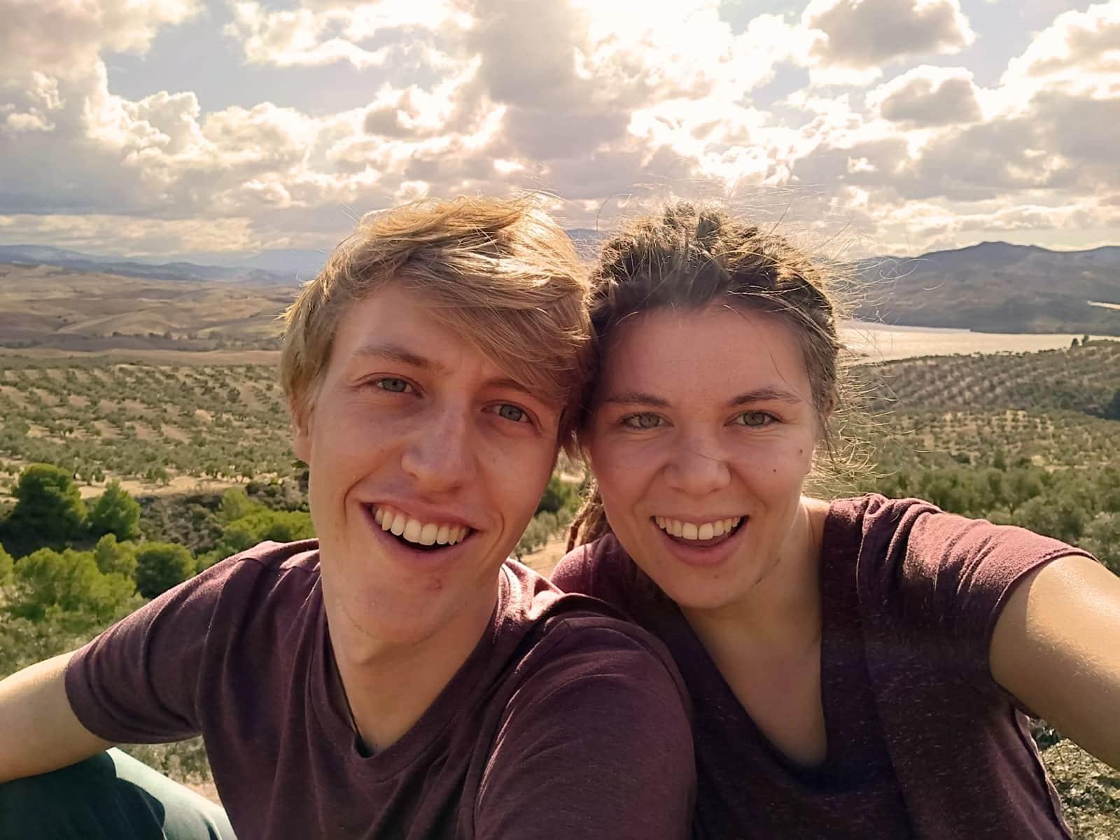Filip & Tina from Hamburg, Germany