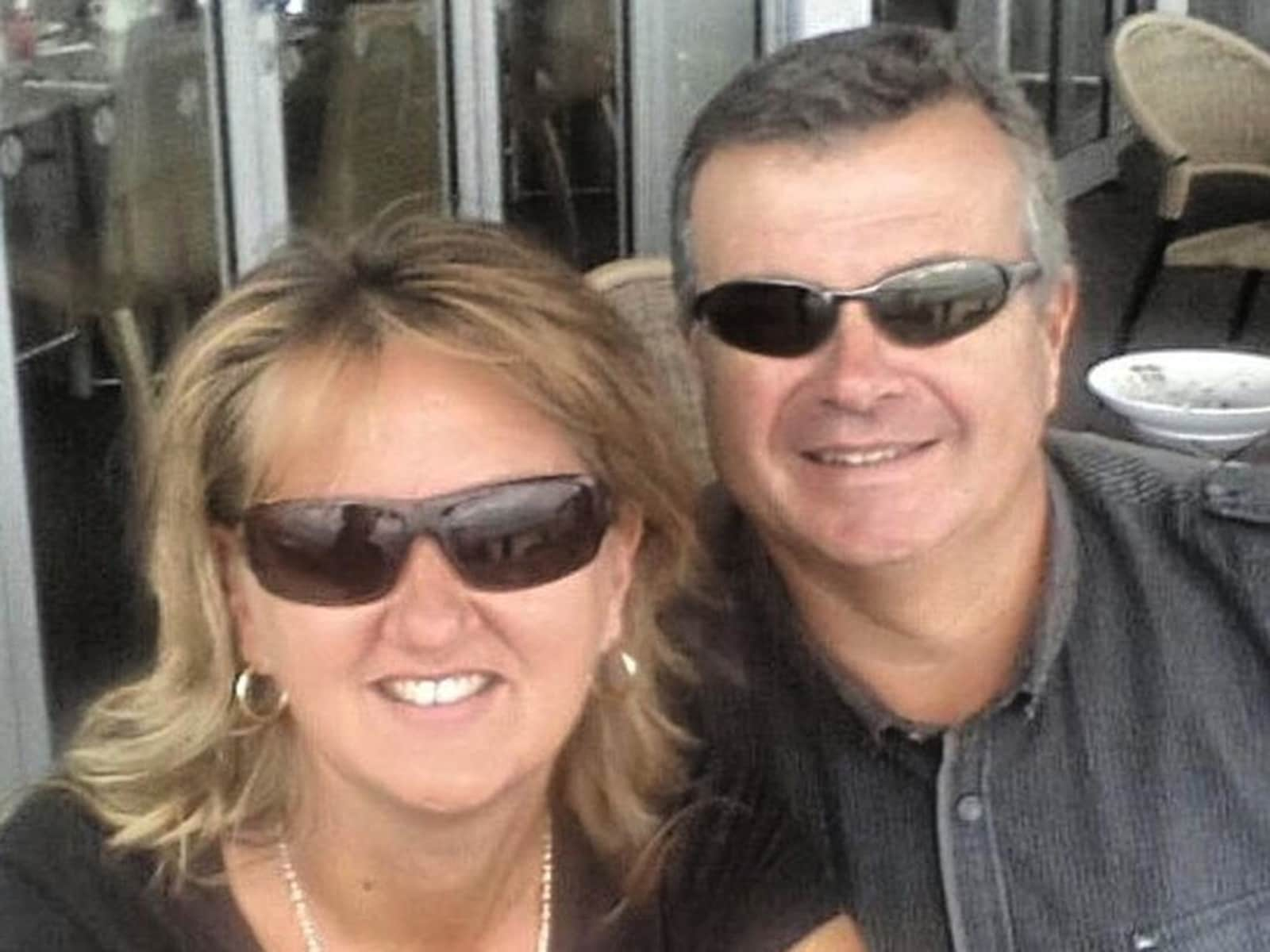 Glenn & Sue from Lennox Head, New South Wales, Australia