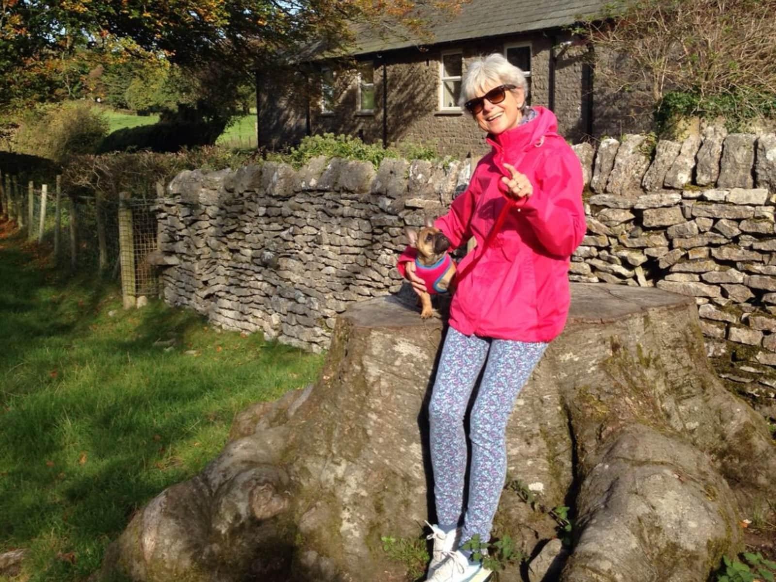 Jane from Lancaster, United Kingdom