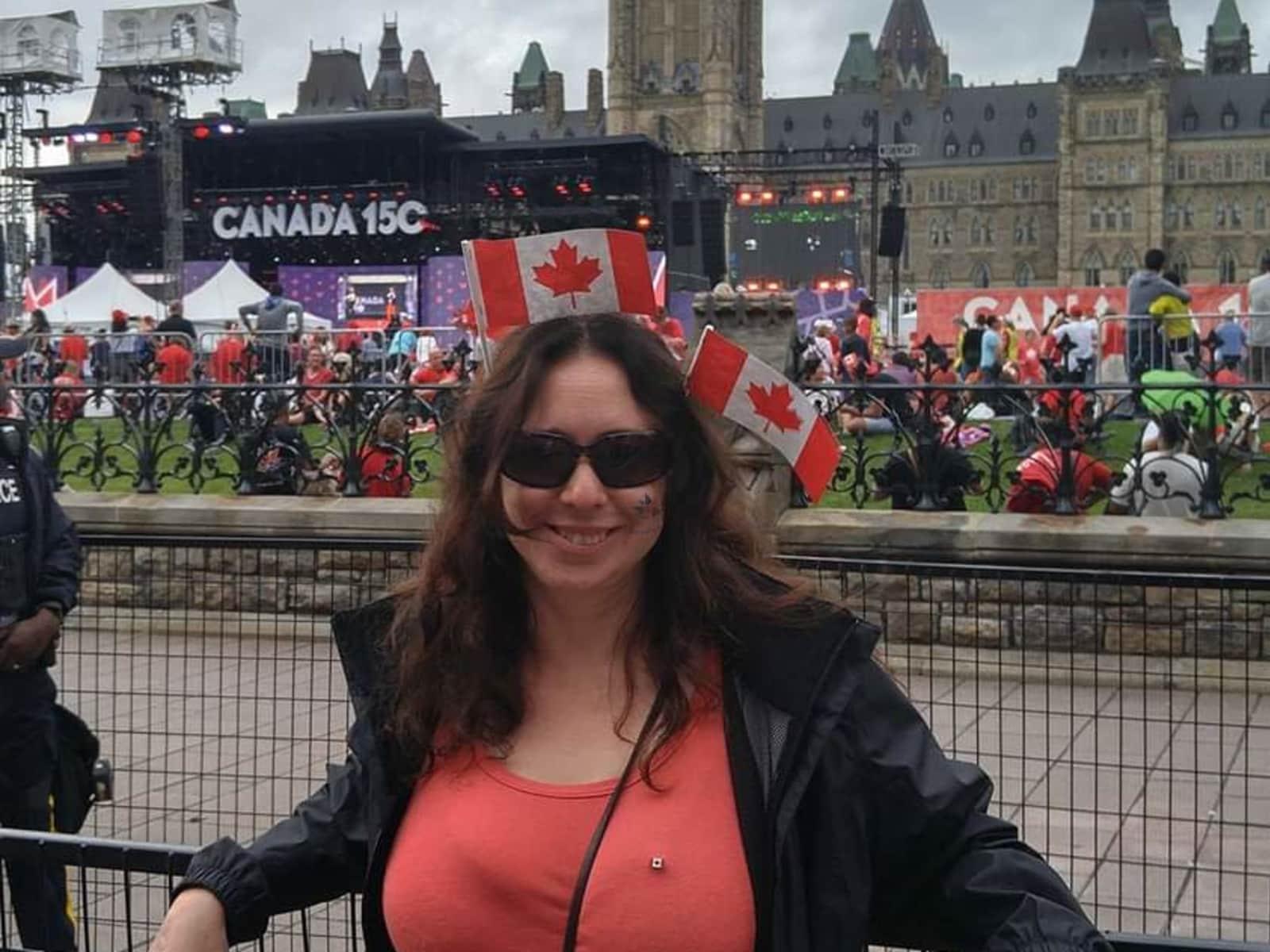 Adriana from Montréal, Quebec, Canada