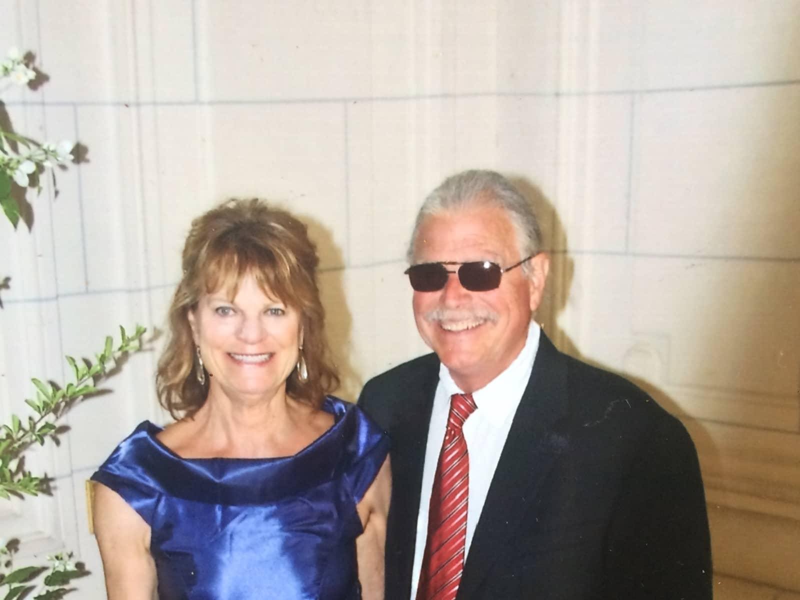 Carol & Paul from Durango, Colorado, United States