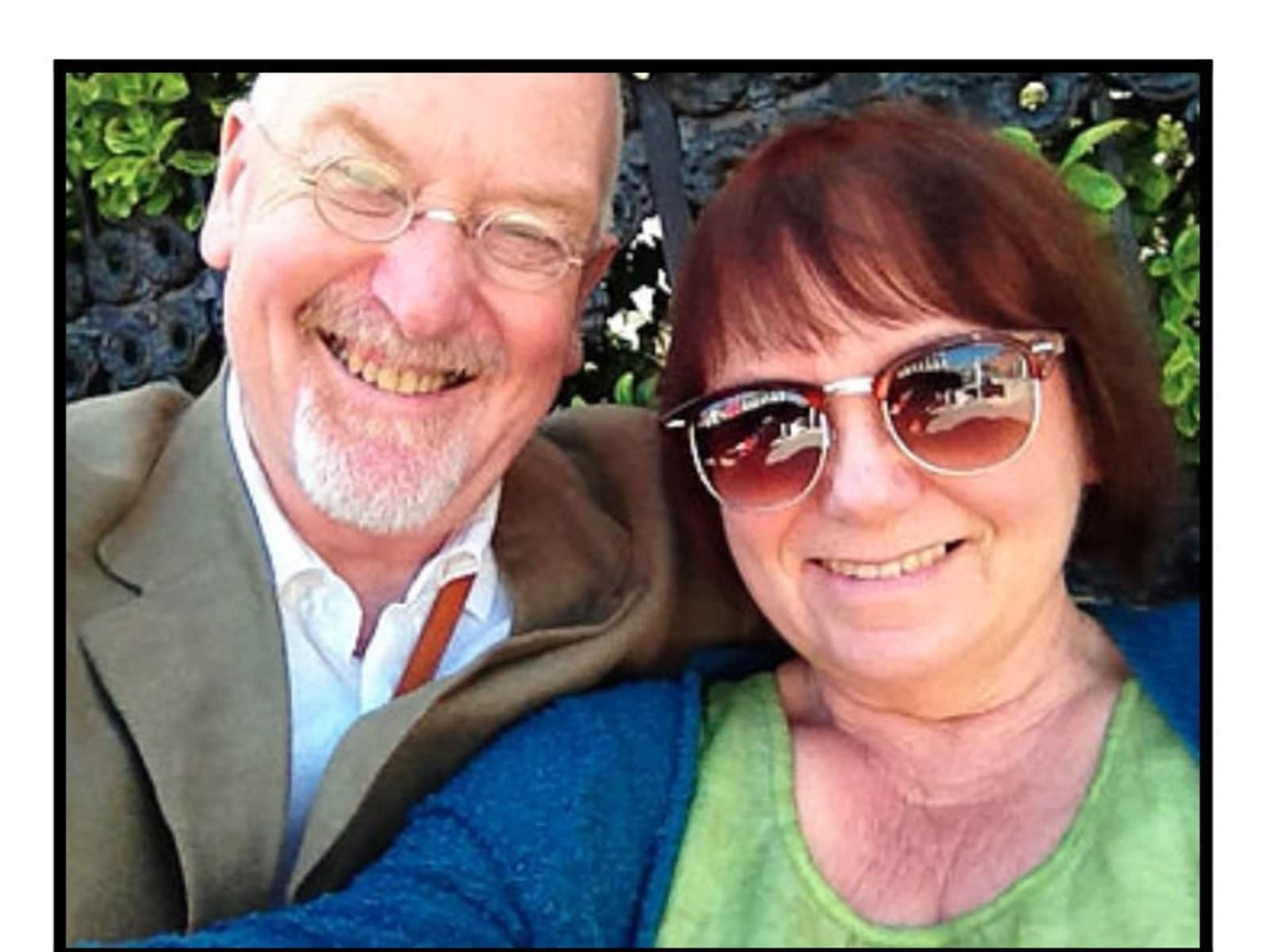 David & Sandra from Eastington, United Kingdom