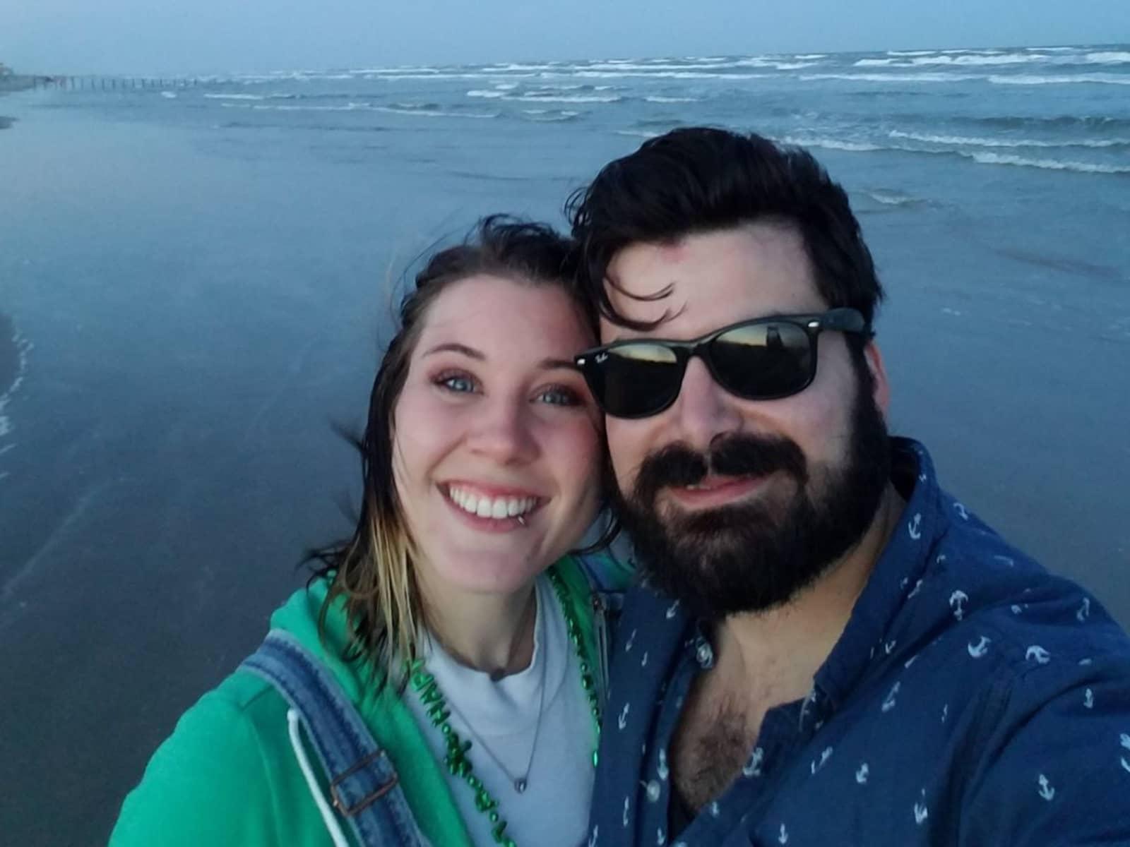 Antonio & Heather from Austin, Texas, United States