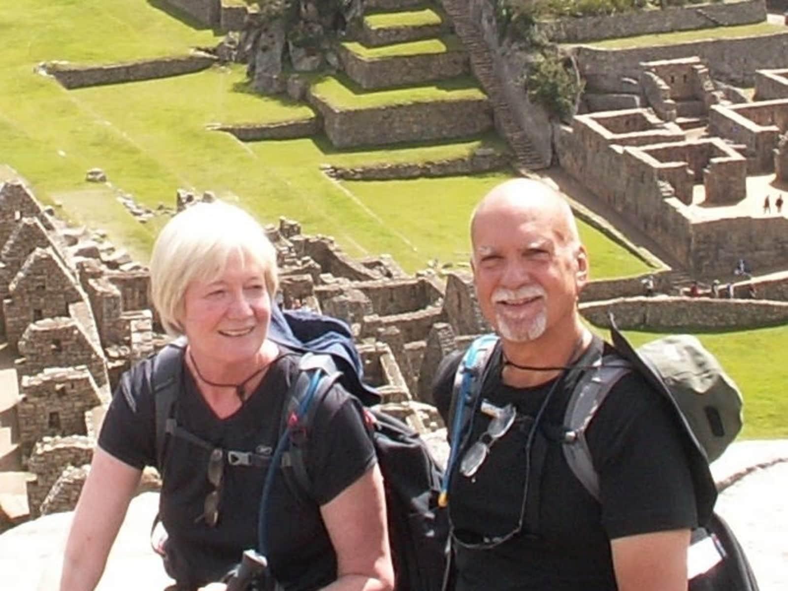 Barbara & Bill from Kinnelon, New Jersey, United States