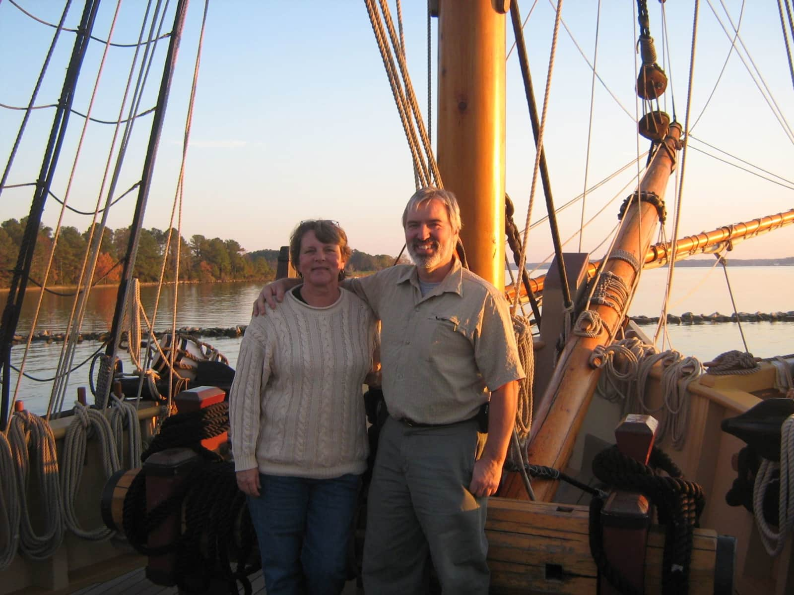 Liz & Chris from London, Ontario, Canada
