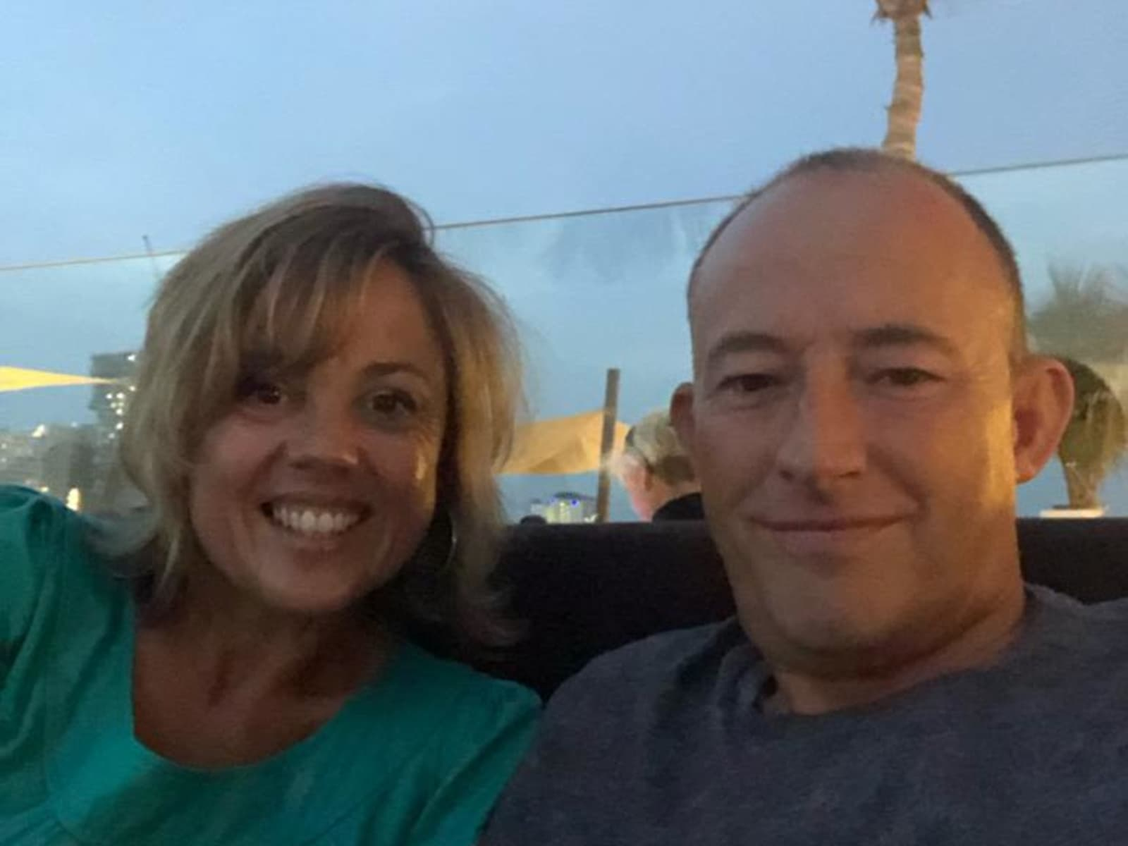 Mike & Vicky from Oxford, United Kingdom