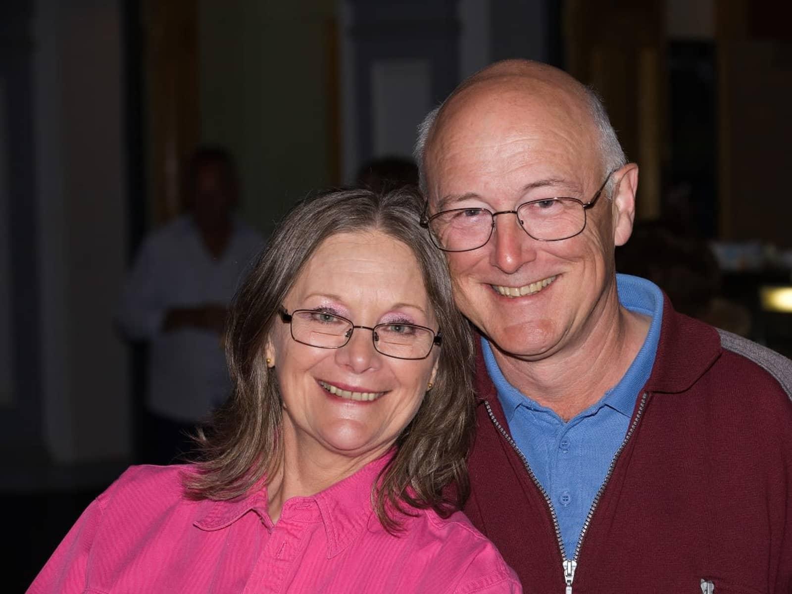 Melody & Col from Bendigo, Victoria, Australia