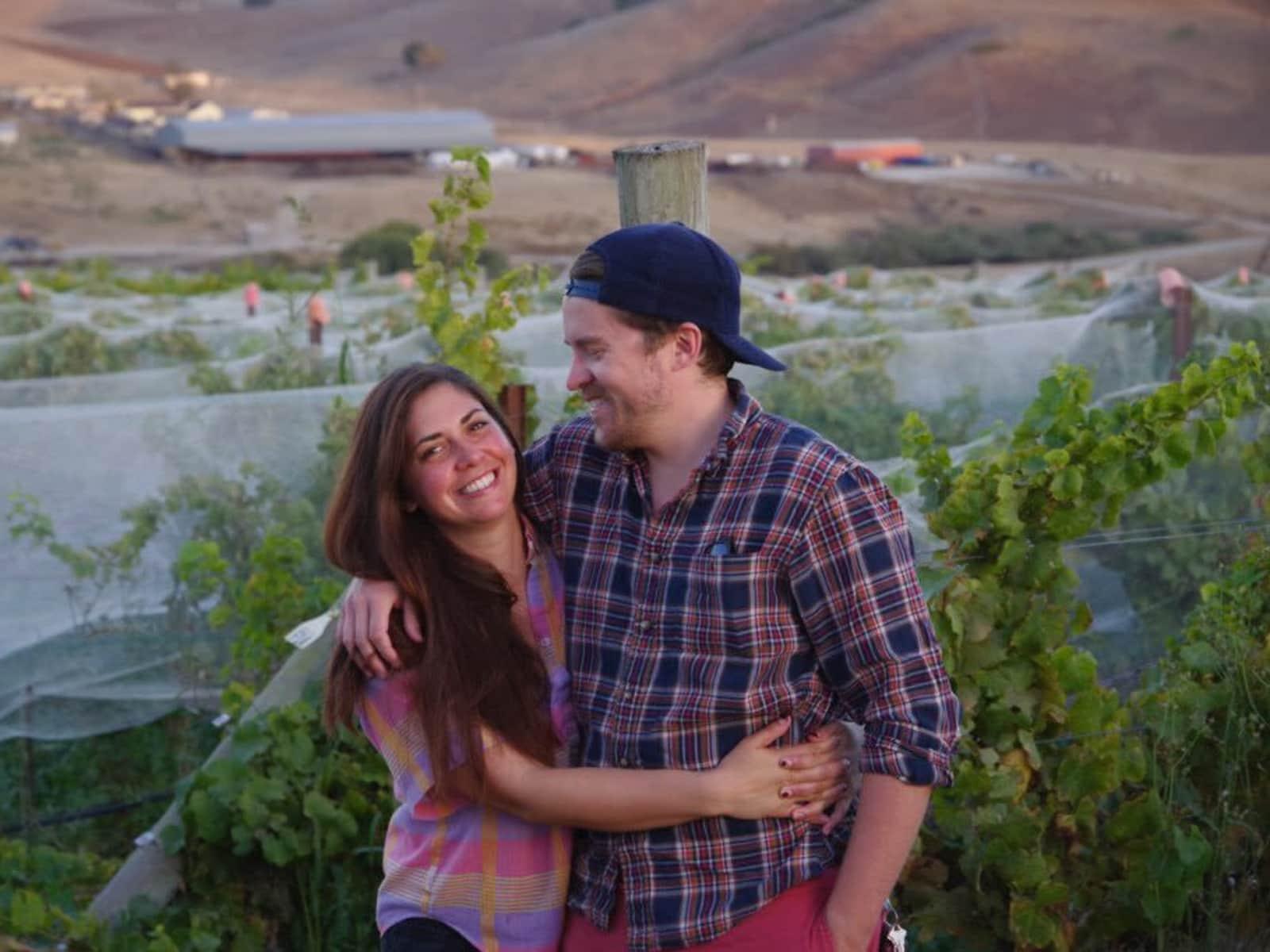 Tyler & Alexis from Washington, D.C., Washington, D.C., United States