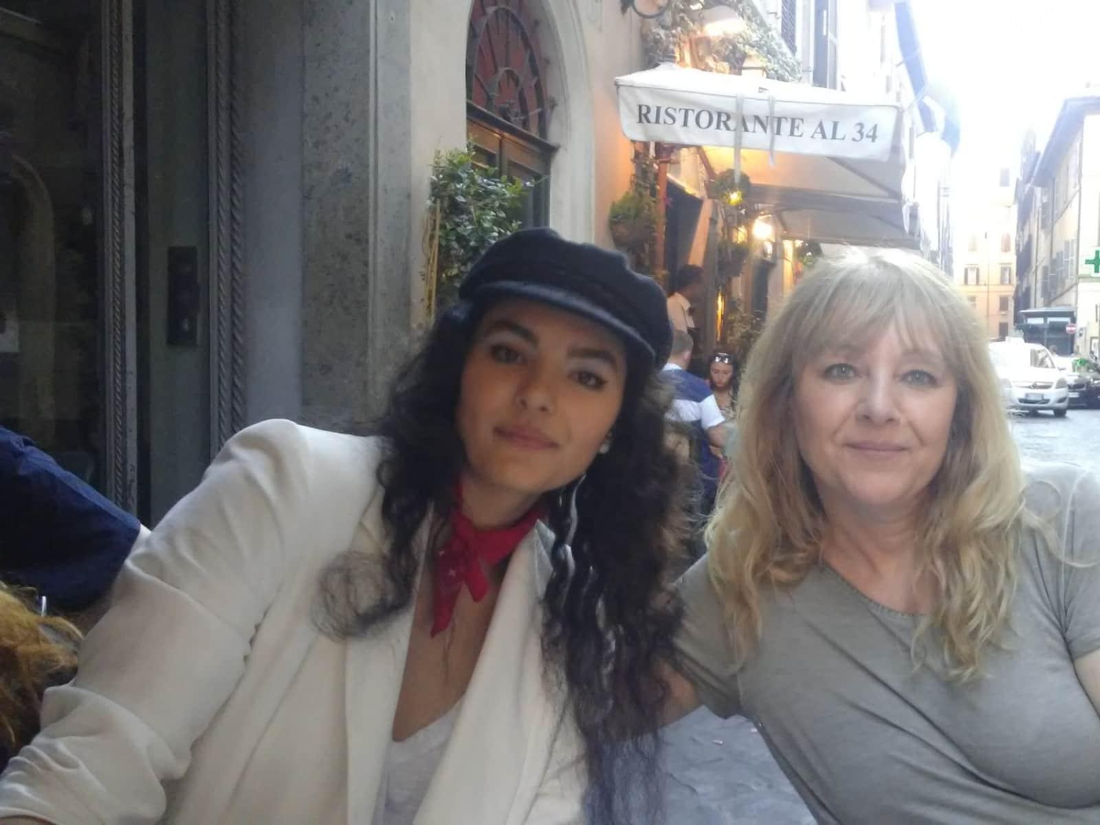 Tamasine & Antoninette from Washington, D.C., Washington, D.C., United States