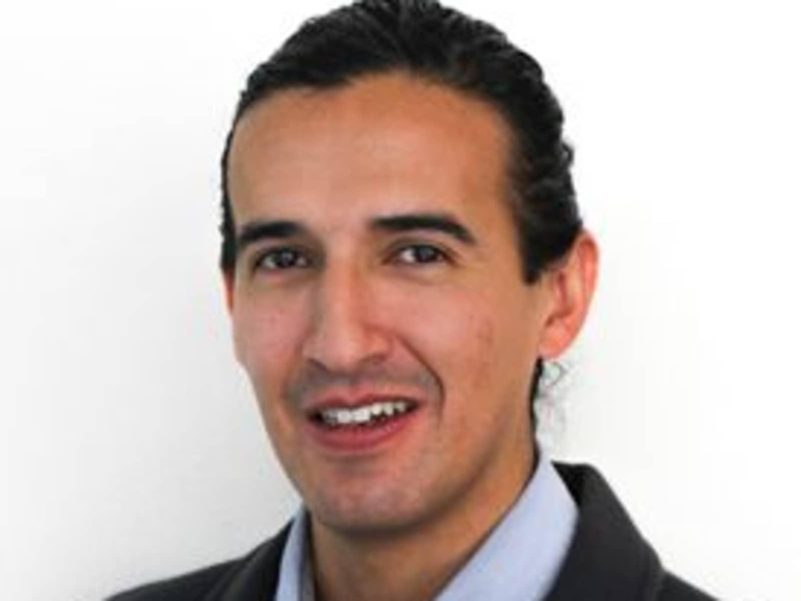 Joel from Puebla, Mexico