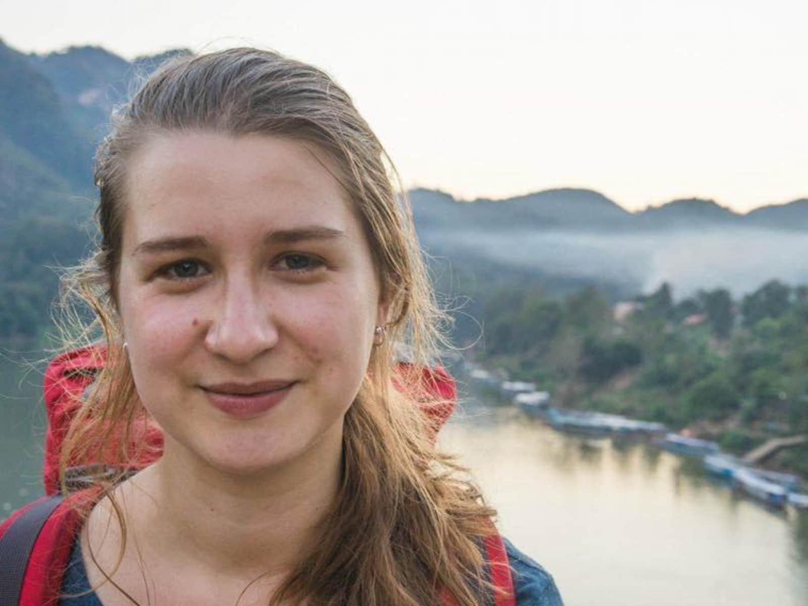 Sophie from Wageningen, Netherlands