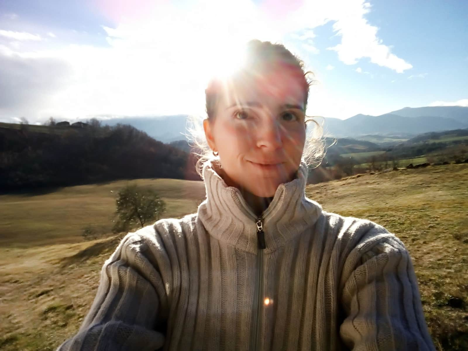 Claudia from Pergola, Italy