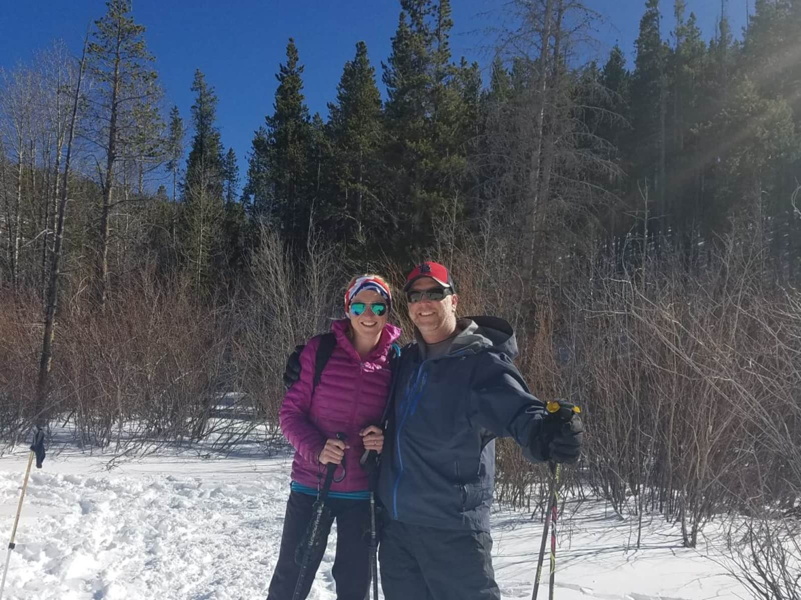 Leanne & Richie from Silverthorne, Colorado, United States
