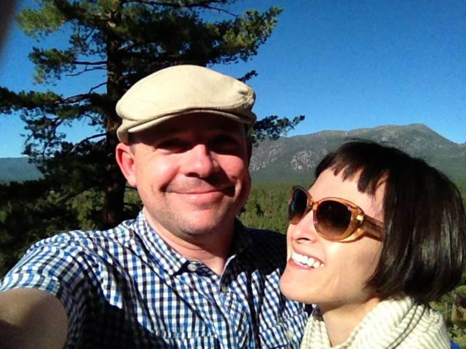 Gabrielle & Jed from San Francisco, California, United States
