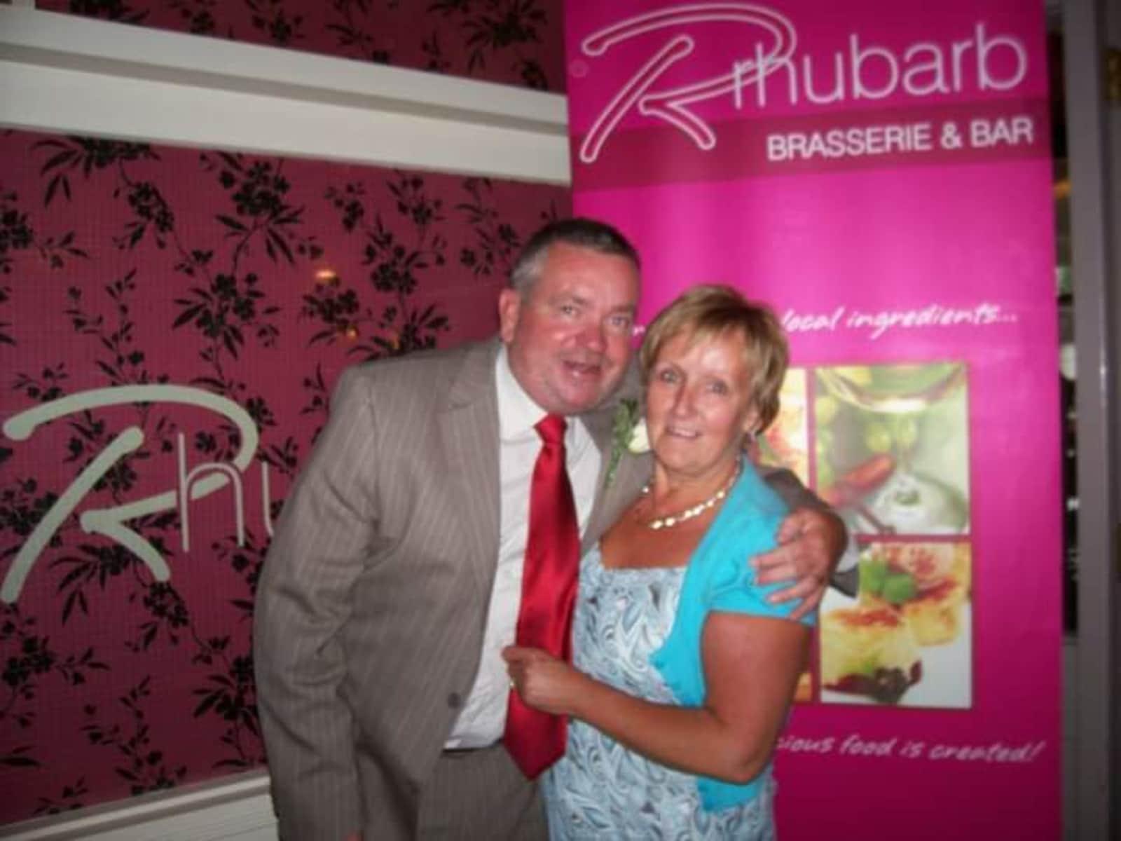 Janet & Ian from Playas de Orihuela, Spain