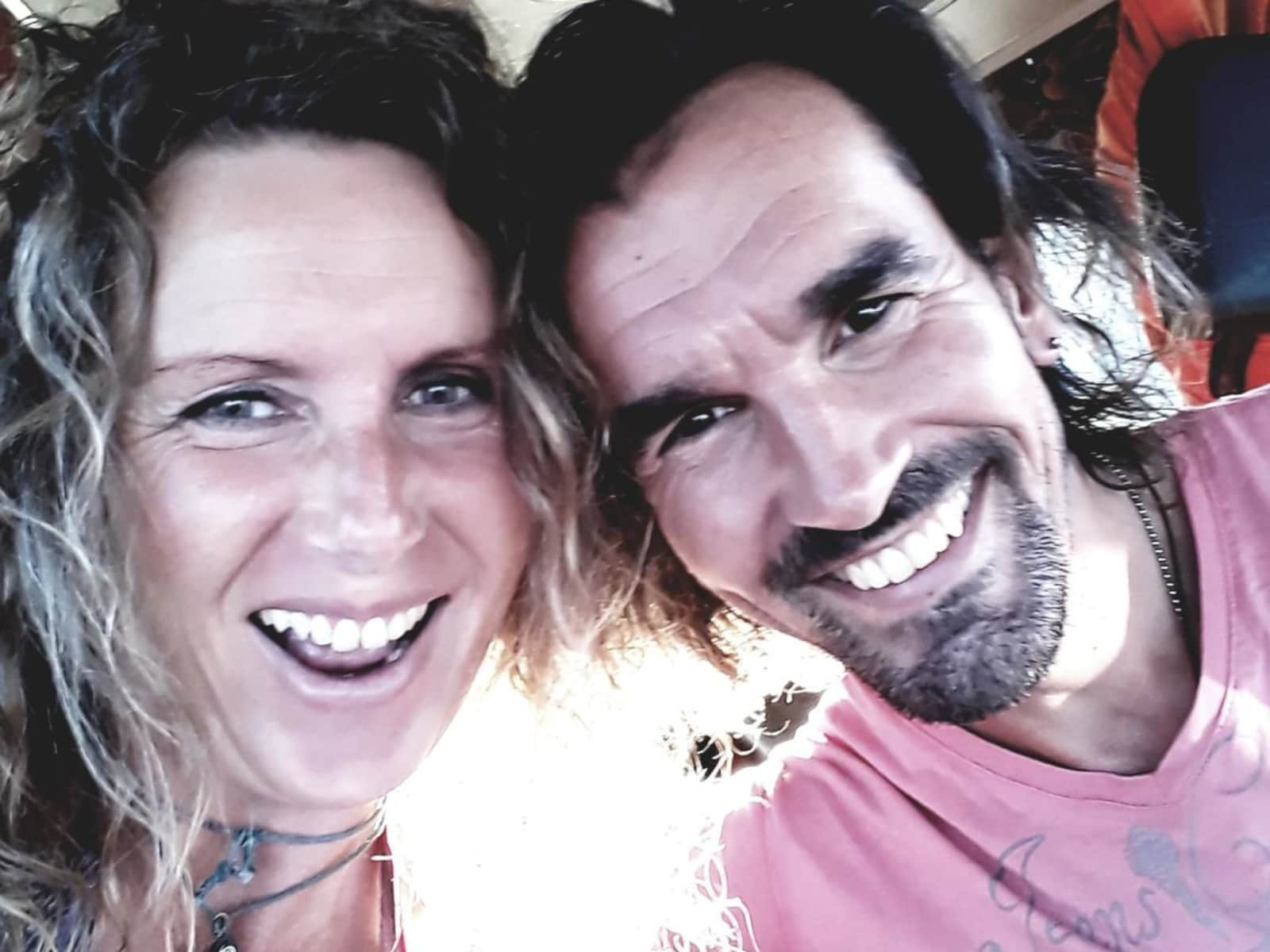 Daniella & Johnny from Finestrat, Spain