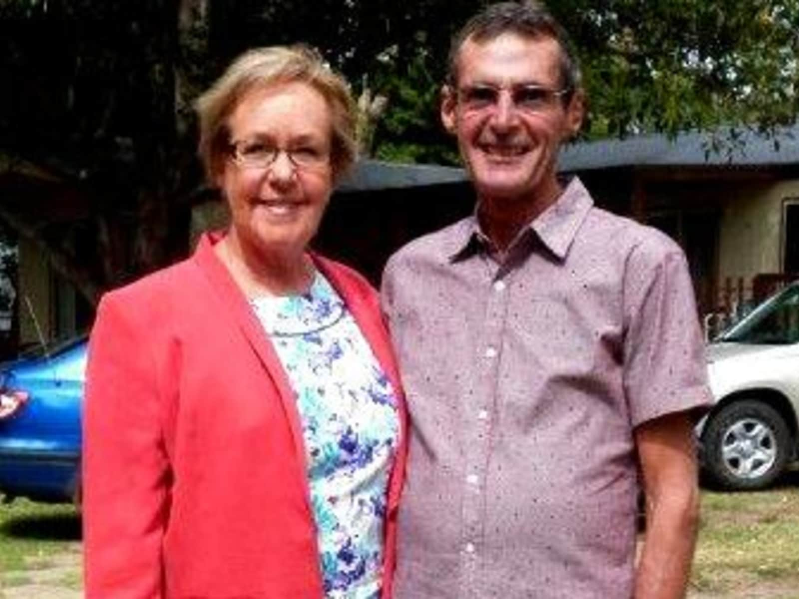 Lorraine & Ian from Geelong, Victoria, Australia
