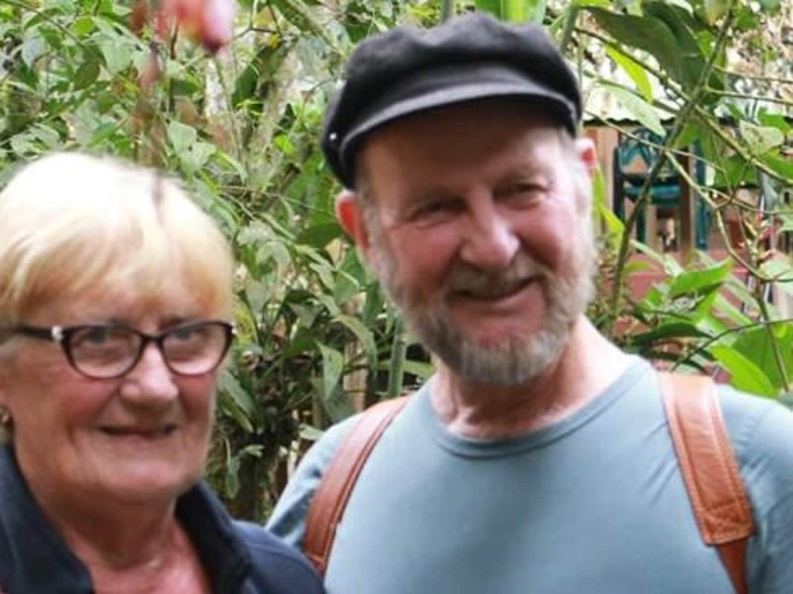 Ray & Jill from Cotacachi, Ecuador